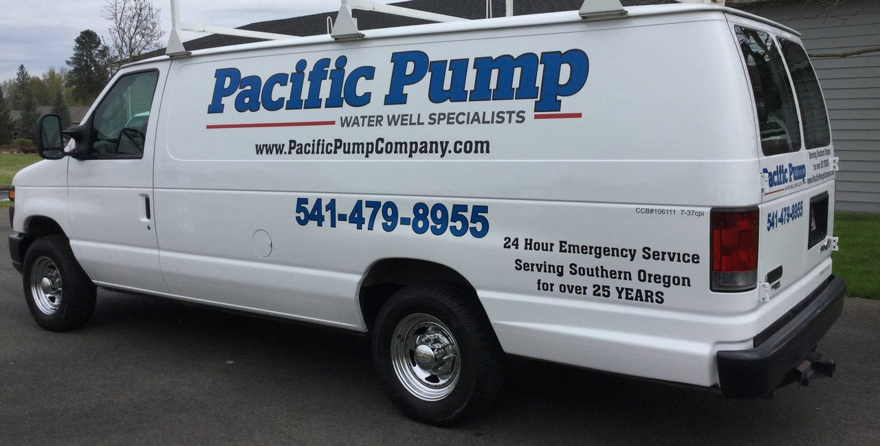 Pacific Pump Water Well Specialists