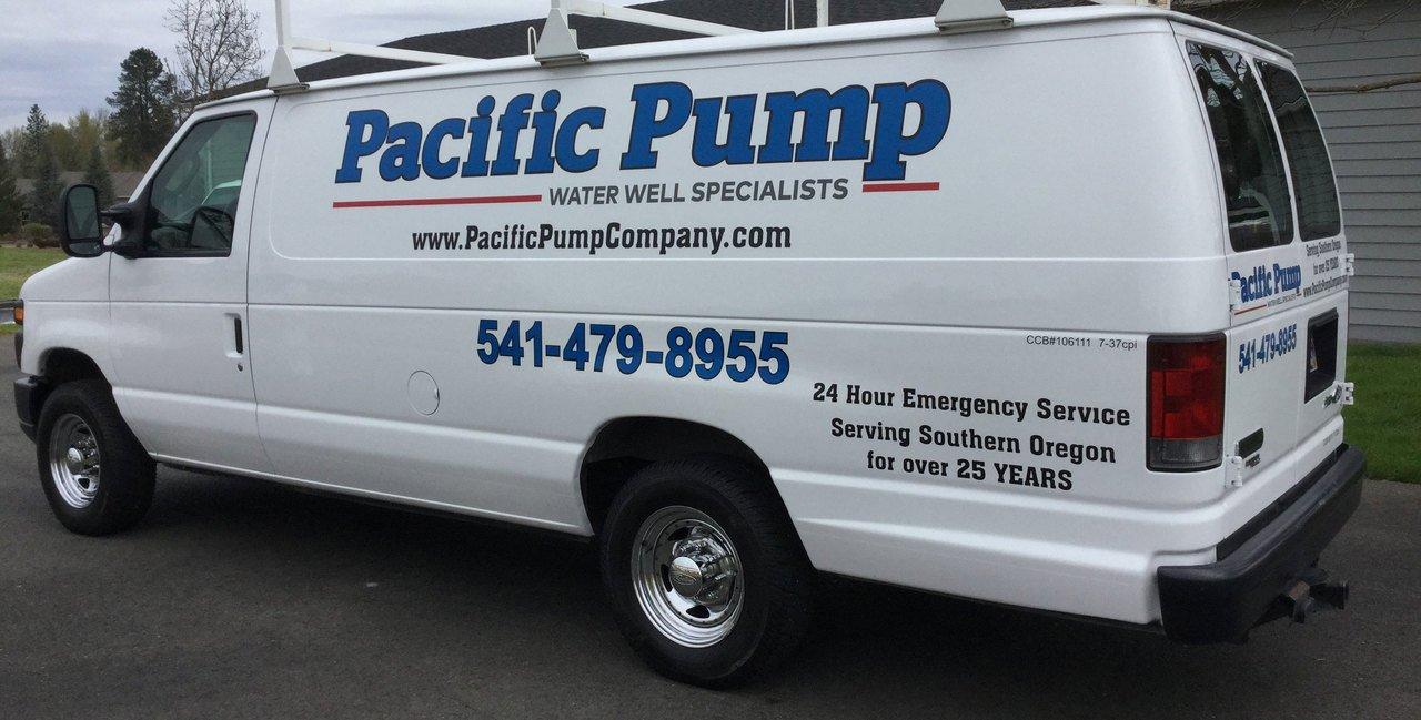 Water Well Pump Repair & Service - Pacific Pump Company - Grants