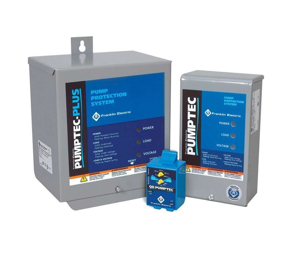 PumpTec Pump Protection System